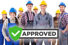 find local approved Monmouthshire trades